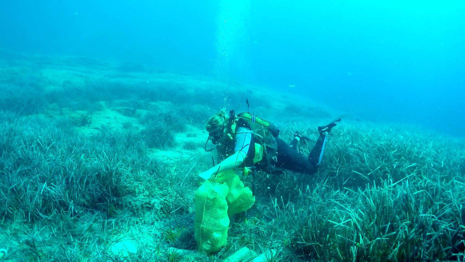 Aegean Rebreath Δράση Αντίπαρος Φωτογραφίες