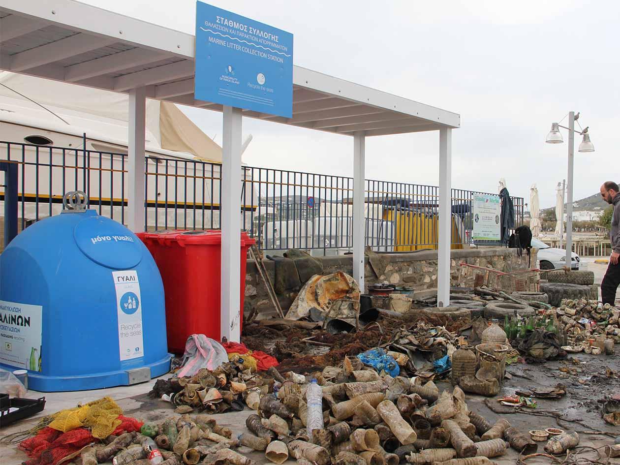 Aegean Rebreath Δράση Πάρου 2019 Φωτογραφίες