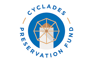 Λογότυπο Cyclades Preservation Fund