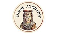 Λογότυπο Δήμου Αντίπαρου