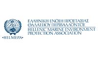 Λογότυπο Ελληνικής Ένωσης Προστασίας Θαλάσσιου Περιβάλλοντος