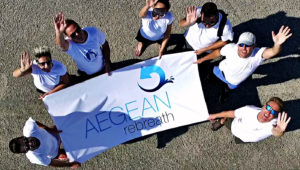 Aegean Rebreath Team